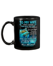 I Love You Three Thousand Turtle Mug back