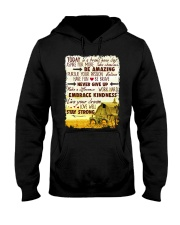 Today Is A Brand New Day Farm Hooded Sweatshirt thumbnail