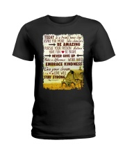 Today Is A Brand New Day Farm Ladies T-Shirt thumbnail