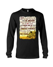 Today Is A Brand New Day Farm Long Sleeve Tee thumbnail