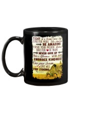 Today Is A Brand New Day Farm Mug back
