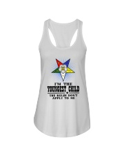 FREEMASON YOUNGEST CHILD FOR DAUGHTER Ladies Flowy Tank thumbnail