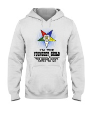 FREEMASON YOUNGEST CHILD FOR DAUGHTER Hooded Sweatshirt thumbnail