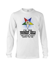 FREEMASON YOUNGEST CHILD FOR DAUGHTER Long Sleeve Tee thumbnail