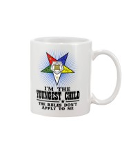FREEMASON YOUNGEST CHILD FOR DAUGHTER Mug front