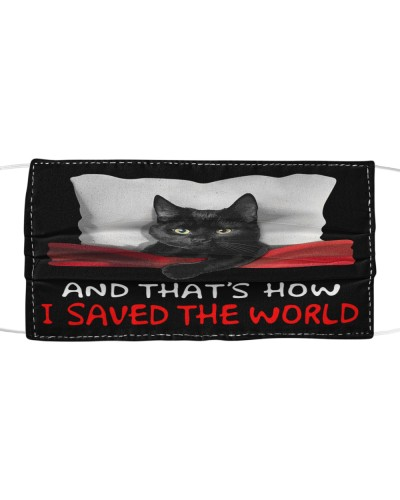 Cat And That's How I Saved The World V2