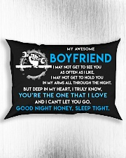 Mechanic Boyfriend Good Night Sleep Tight Pillow Rectangular Pillowcase aos-pillow-rectangle-front-lifestyle-4