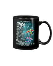 Blessed The Broken Road Wife Mug thumbnail
