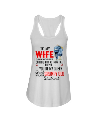 Family Wife You Are My Queen Mug CC