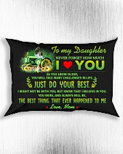 Just Do Your Best Farmer Rectangular Pillowcase aos-pillow-rectangle-front-lifestyle-4