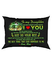 Just Do Your Best Farmer Rectangular Pillowcase front