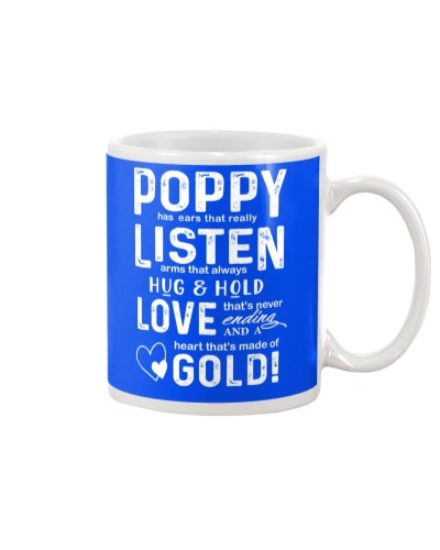 Poppy Grandpa