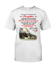 I Will Love You With All I Am For All Eternity  Classic T-Shirt thumbnail