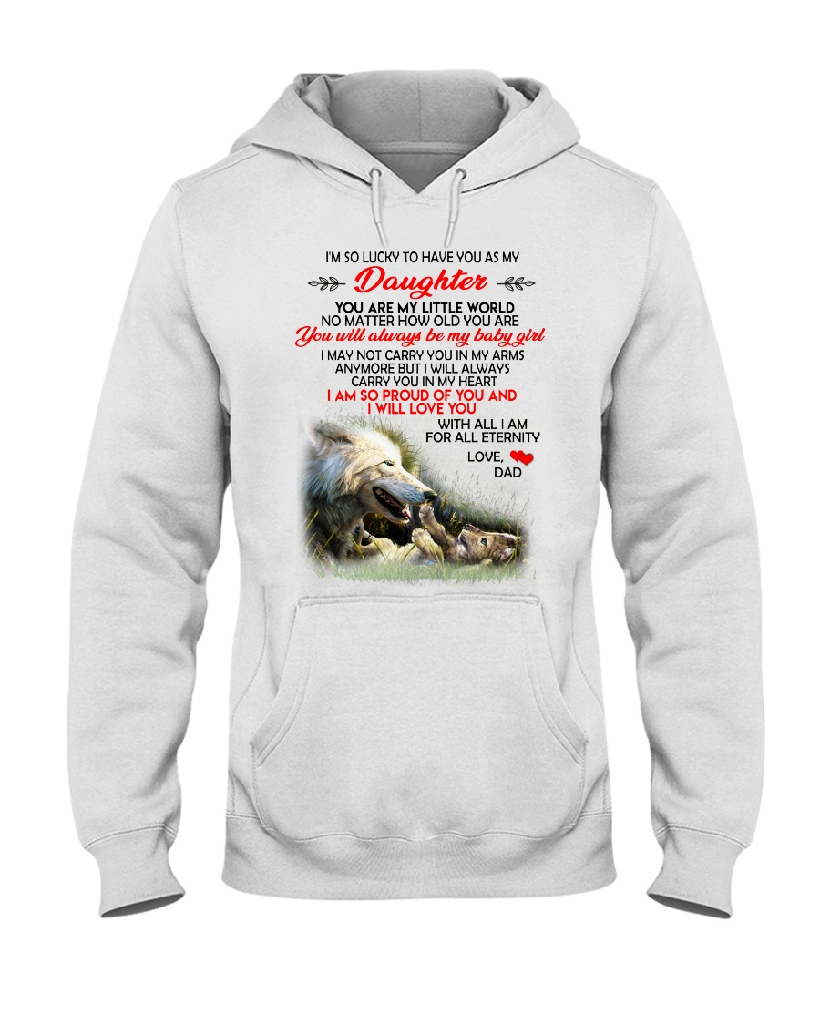 I Will Love You With All I Am For All Eternity  Hooded Sweatshirt