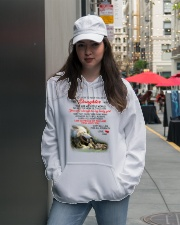 I Will Love You With All I Am For All Eternity  Hooded Sweatshirt lifestyle-unisex-hoodie-front-5