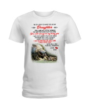 I Will Love You With All I Am For All Eternity  Ladies T-Shirt thumbnail