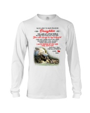 I Will Love You With All I Am For All Eternity  Long Sleeve Tee thumbnail