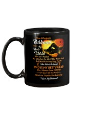 I Have A Wonderful Husband Fishing Couple Mug back