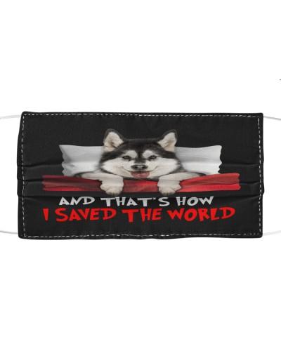 Dog Alaskan Malamute How I Saved The World
