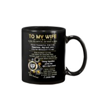I Love You With All My Heart And Soul Mug front
