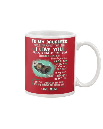 I Believe In Love At First Sight Otter