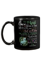 Wife In Love With Every Little Thing About You Mug back