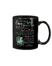 Wife In Love With Every Little Thing About You Mug front