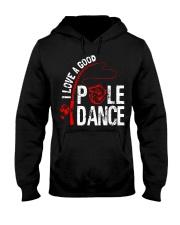 FISHING POLE DANCE GG Hooded Sweatshirt thumbnail