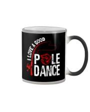 FISHING POLE DANCE GG Color Changing Mug thumbnail