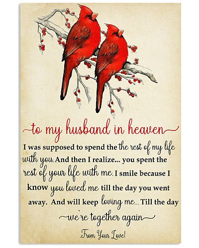 Family Husband In Heaven Poster CC