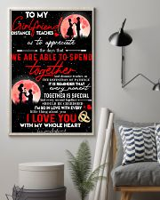 Girlfriend Together Is Special Poster CC 11x17 Poster lifestyle-poster-1