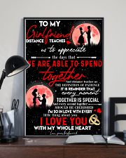 Girlfriend Together Is Special Poster CC 11x17 Poster lifestyle-poster-2