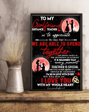 Girlfriend Together Is Special Poster CC 11x17 Poster lifestyle-poster-3
