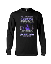 My Daughter Remember How Much I Love You Unicorn  Long Sleeve Tee thumbnail