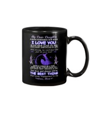 My Daughter Remember How Much I Love You Unicorn  Mug front