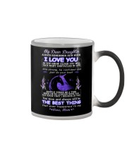My Daughter Remember How Much I Love You Unicorn  Color Changing Mug thumbnail