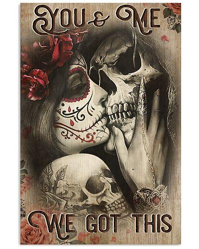 Skull We Got This GG