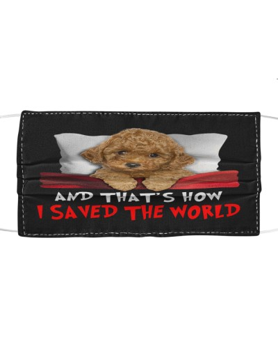 Dog Poodle How I Saved The World