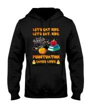 Let's Eat Kids Let's Eat Kids Teacher Hooded Sweatshirt thumbnail