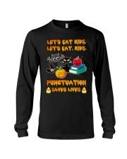 Let's Eat Kids Let's Eat Kids Teacher Long Sleeve Tee thumbnail