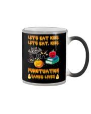 Let's Eat Kids Let's Eat Kids Teacher Color Changing Mug thumbnail