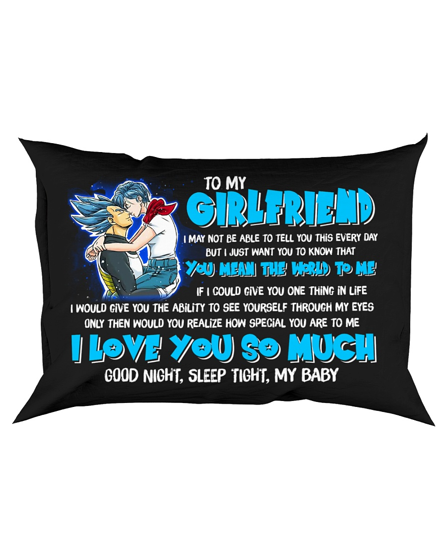 I May Not Be Able To Tell You Rectangular Pillowcase