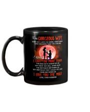 Family Wife Love You More Mug CC Mug back