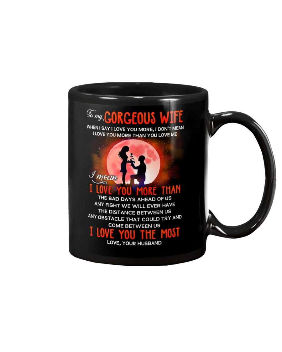 Family Wife Love You More Mug CC Mug