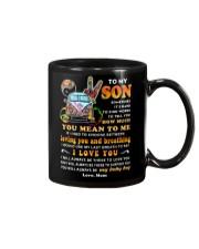 Hippies Mom Son Last Breath To Say Love  Mug front