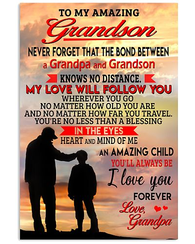 The Bond Between A Grandpa And Grandson