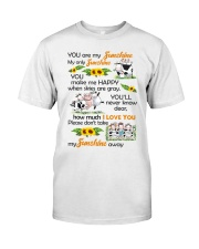You Are My Sunshine My Only Sunshine Farmer Classic T-Shirt thumbnail