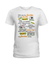 You Are My Sunshine My Only Sunshine Farmer Ladies T-Shirt thumbnail