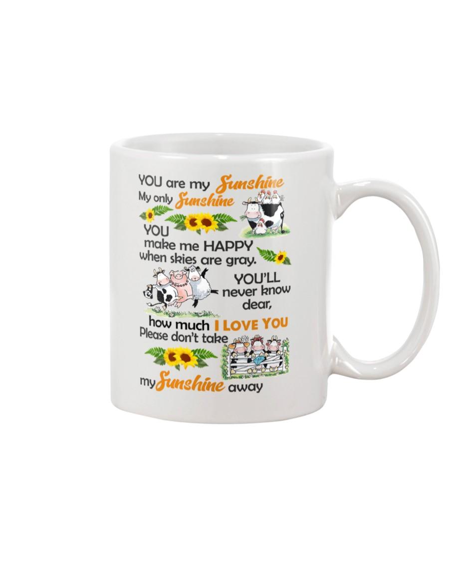 You Are My Sunshine My Only Sunshine Farmer Mug