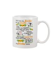 You Are My Sunshine My Only Sunshine Farmer Mug front
